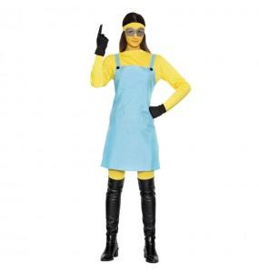 Disfraz de Minion Mujer