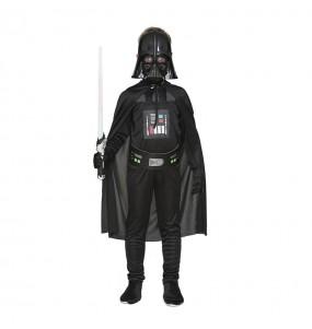disfraz darth vader star wars infantil