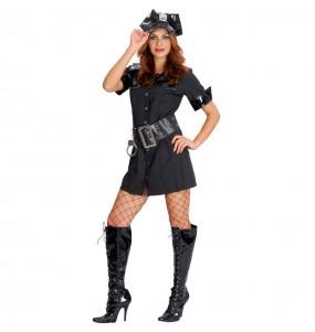 Disfraz de Policía Sexy chica