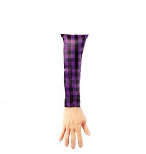 brazo cortado Halloween