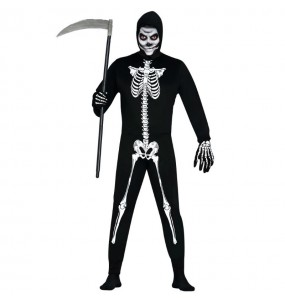 Disfraz de Esqueleto Hombre