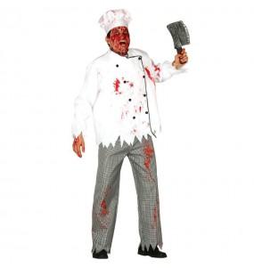 Disfraz Cocinero Zombi
