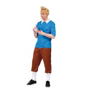 Disfraz de Tintin