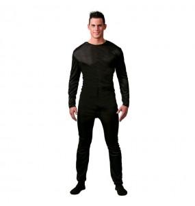 Disfraz de Maillot Negro para hombre