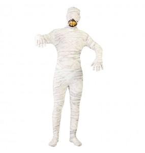 Disfraz de Momia Segunda Piel adulto