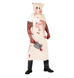 Disfraz de Carnicero Asesino