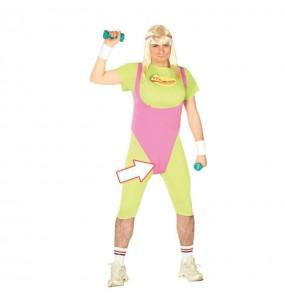 Disfraz de Gimnasta Fitness hombre