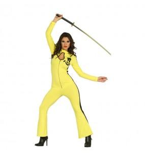 Disfraz de Kill Bill mujer