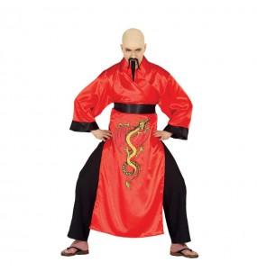 Disfraz de Guerrero Japonés