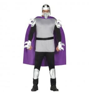 Disfraz de Shredder Tortugas Ninja hombre