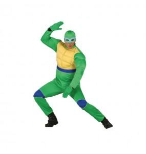 Disfraz de Tortuga Ninja hombre