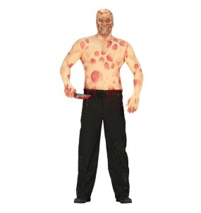 Disfraz de Freddy Krueger adulto