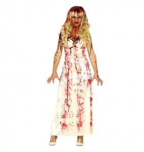Disfraz de Novia Sangrienta adulto