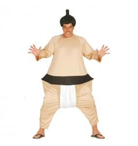 Disfraz de Luchador Sumo para adulto