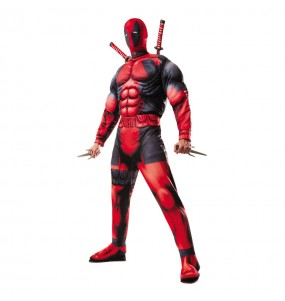 Disfraz de Deadpool Deluxe - Marvel®