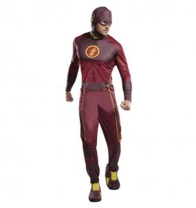 Disfraz de The Flash - DC Comics® adulto