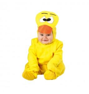 Disfraz de Patito Bebé