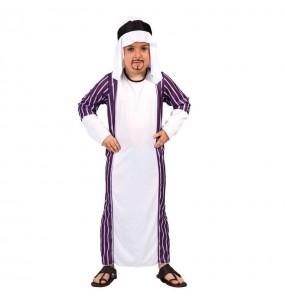 Disfraz de Jeque Árabe infantil