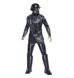 Disfraz de Death Trooper Deluxe - Star Wars® adulto
