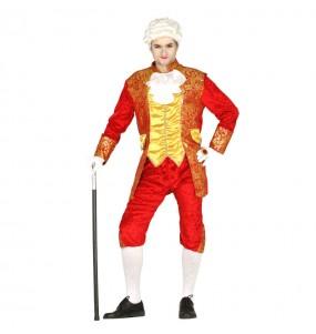 Disfraz de Marqués Rojo