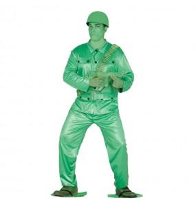 Disfraz de Soldadito de Plástico