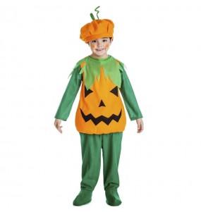 Disfraz de Calabaza naranja para niño