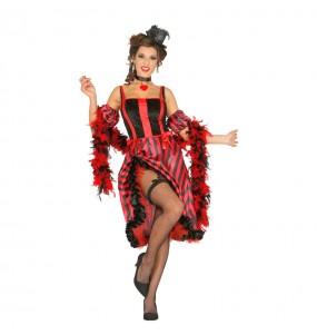 Disfraz de Bailarina Can Can