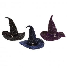 Sombrero de Bruja lujo