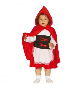 Disfraz de Caperucita Roja Bebe