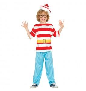 Disfraz de Wally chico