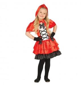 Disfraz de Caperucita Roja chica