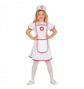 Disfraz de Enfermera niña barato