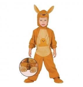 disfraz canguro bebé