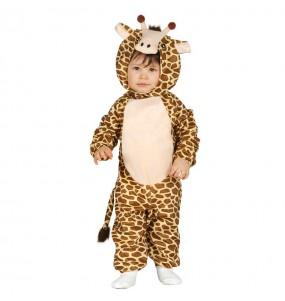 disfraz jirafa bebé