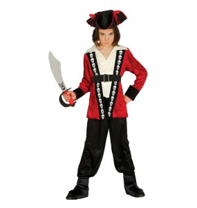 disfraz pirata calavera infantil niño