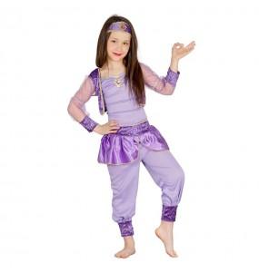 disfraz princesa árabe odalisca infantil