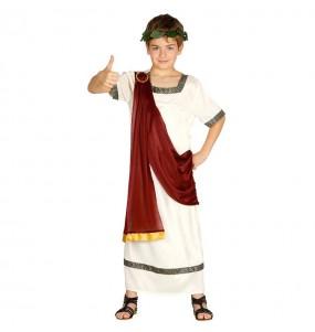 disfraz romano julio césar infantil