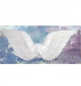 Alas plumas blancas