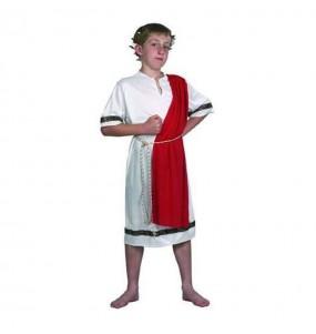 Disfraz de Romano César infantil