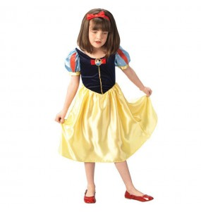Disfraz de chica Blancanieves