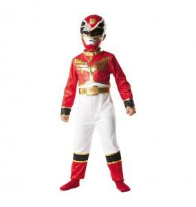 Disfraz de Power Ranger Megaforce Power Rangers