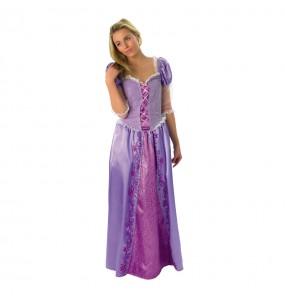Disfraz de Rapunzel Adulto - Disney®