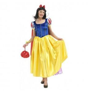 Disfraz de Blancanieves - Disney™ adulto