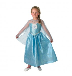 Disfraz Elsa Frozen Deluxe Disney