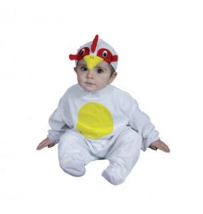 Disfraz de Gallo bebé