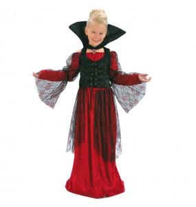 Disfraz de Vampiresa Roja