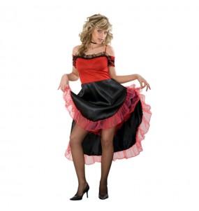 Disfraz de Moulin Rouge