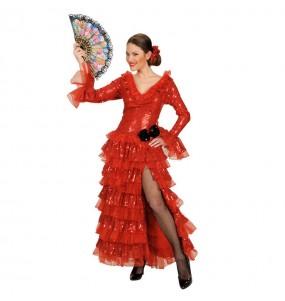 Disfraz de Sevillana - Carmencita