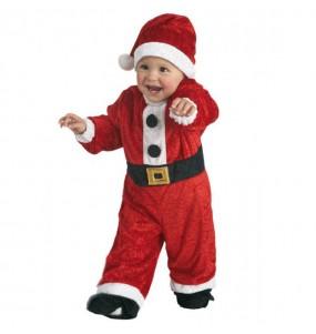 Disfraz de peque Papa Noel