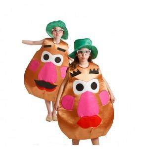 Disfraz Señor Potato infantil